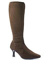 Viva La Diva Hi Leg Stretch Boots E Fit