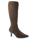 Viva La Diva Hi Leg Stretch Boots EEE