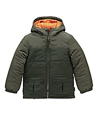 Trespass Boys Grayson Quilted Coat