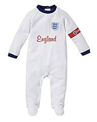 England Kit Sleepsuit