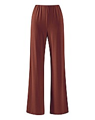 Joanna Hope Jersey PalazzoTrousers 31in