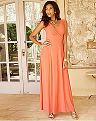 Joanna Hope Jersey Maxi Dress 52in