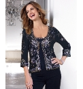Changes By Together Beaded Jacket
