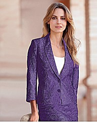 Changes By Together Lace Jacket