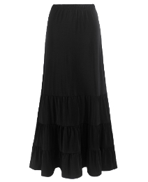 Joanna Hope Jersey Maxi Skirt