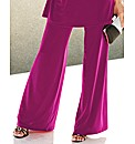 Joanna Hope Wide Leg Trousers L25in