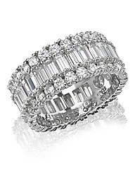 Diamonfire Eternity Ring