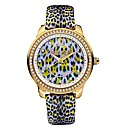 Just Cavalli Leopard Strap Watch