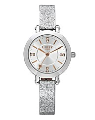 Lipsy London Sparkly Strap Watch