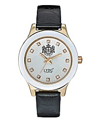 LYDC London Strap Watch