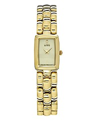Citizen Ladies Gold-Tone Bracelet Watch