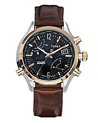 Timex Intelligent World Time Watch