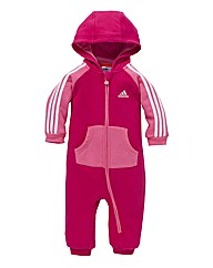 Infant Adidas Girls Onesie (0-4 yrs)
