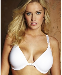 Naturally Close Racer Back Underwire Bra