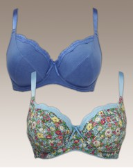 The Sophie Bra - Pack of 2 Full Cup