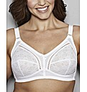 Shapely Figure Non Wired Pack of 2 Bras