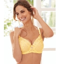 Together Underwired Embroidered Bra