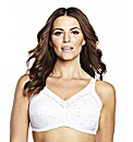 Shapely Figures Non Wired Pack of 2 Bras