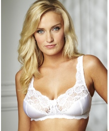 The Kirsty Bra Pack of 2 Non-wired Lace