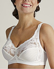 Miss Mary Non Wired Lace Bra