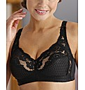 Miss Mary Non-wired Lace Bra