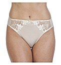Bestform Bilbao Lace High Leg Briefs