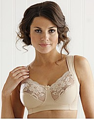 Miss Mary Skintone Non Wired Bra
