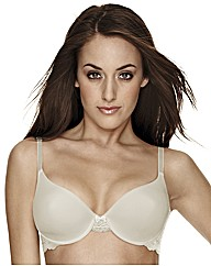 Triumph Forbidden Lace Wired Plunge Bra