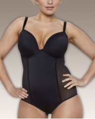 MAGISCULPT Super Plunge Body, Black
