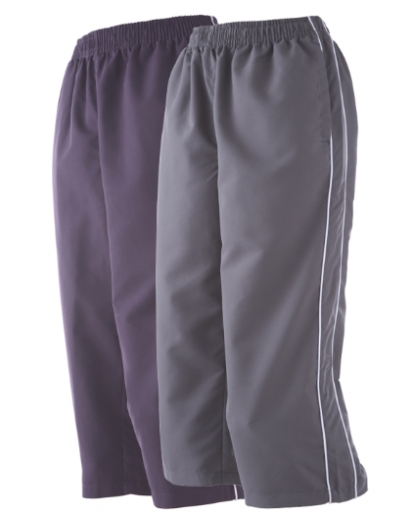 Body Star Pack of 2 3/4 Pants