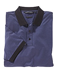 Glenmuir Yarn Dyed Feeder Stripe Polo
