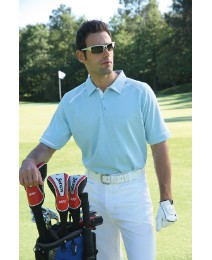 Glenmuir Hi-Cool Contrast Trim Polo