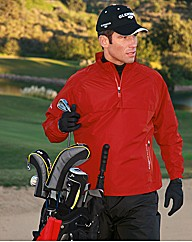 Glenmuir Lightweight Zip Neck Jacket