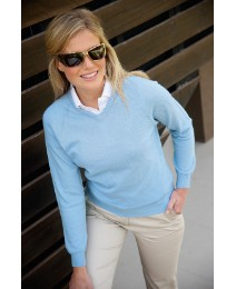 Glenmuir Merino V-Neck Sweater