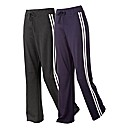 Body Star Pack Of 2 Dance Pants 28in