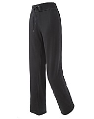 Body Star Womens Track Pants Length 30in