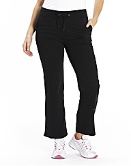Body Star Womens Track Pants Length 32in