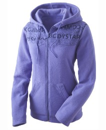 Body Star Hooded Fleece