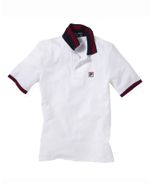 Fila Match Polo Shirt