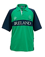 Rugby Polo Shirt-Other Nations Available