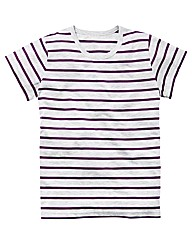 Body Star Stripe T-Shirt