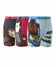 Killer Instinct Pack of 3 Boxer Shorts