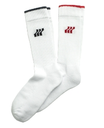 Boxfresh White Pack of 2 Sports Socks