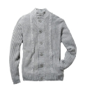Jacamo Button Through Chunky Cardigan