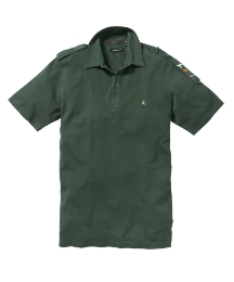 OneTrue Saxon Three Dogs Polo Shirt
