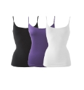 Body Star Pack of 3 Vests