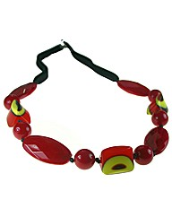 Fresh Cargo Eye Beads Necklace