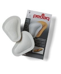 Pedag T-Form 2 Pair Pack Metatarsal Pads