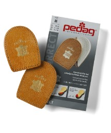 Pedag Pack of 2 Pairs Correct Heel Pads