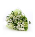 Flowers - Wonderfully White Bouquet